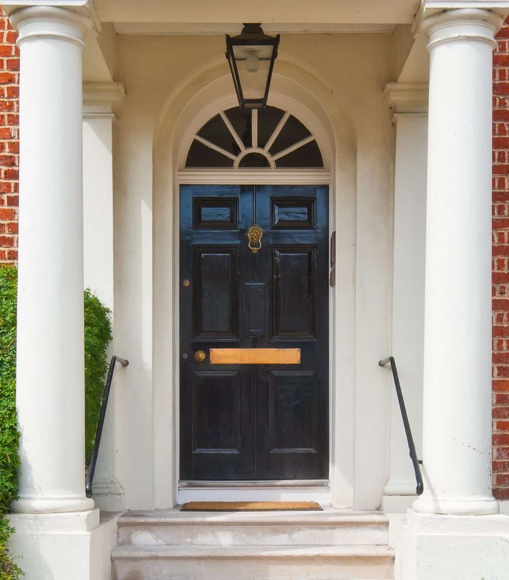 Adobe front door for curb appeal blog.jpeg